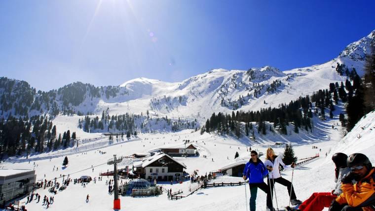 Сарыкамыш — горнолыжный курорт Турции